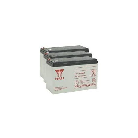 HP T1500 G2 UPS-batterijvervanging voor gebruik met HP-modellen T1500 G2 416556-001
