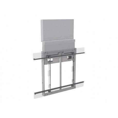 BalanceBox 400 in hoogte verstelbare muurbevestiging Zwart 37 - 65 KG max. Belasting 480A12004