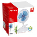 BESTRON ACF15 Table fan with clip 19 cm 15 W White ACF15/Clip