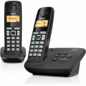 GIGASET Duo dect telefoon + antwoordapparaat AL220 a duo L36852-H2440-M201