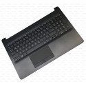 HP Keyboard French top black cover V162602US1
