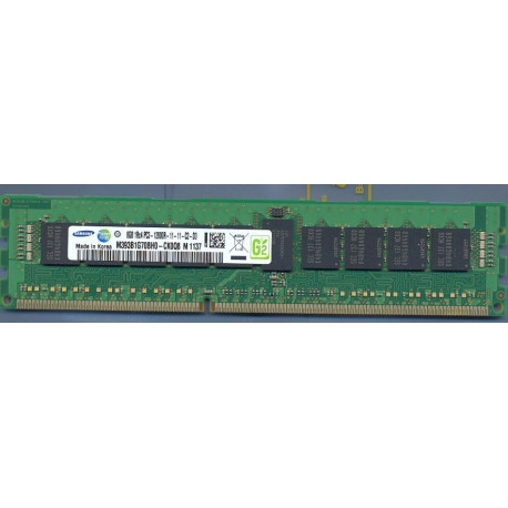 HP Memory 8GB 1X8GB 1600MHZ PC3-12800 CL11 ECC 676812-001