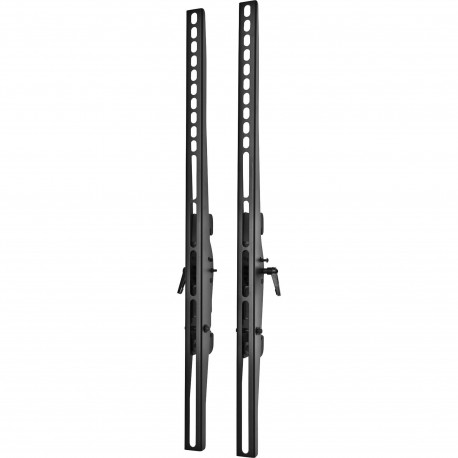 PEERLESS Accessoire Adapter Rails F VESA 600 800 900mm Muur & plafond bevestigings accessoire Zwart ACC-V900X