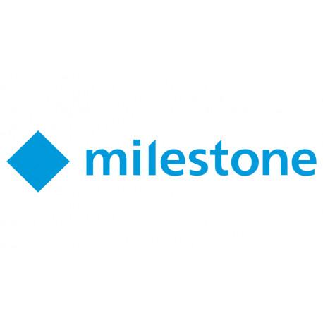 Milestone Media Screen 400x250 16:10 Blanc mat P098820