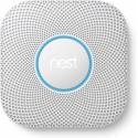 GOOGLE Nest Protect Slimme rook koolmonoxidemelder + batterij S3000BWFD