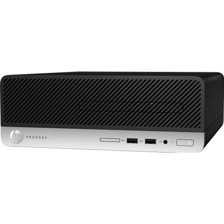 HP Desktop ProDesk 400 G4 SFF I5-7500 8GB 128GB SSD W10H Unit only Y5W43AV