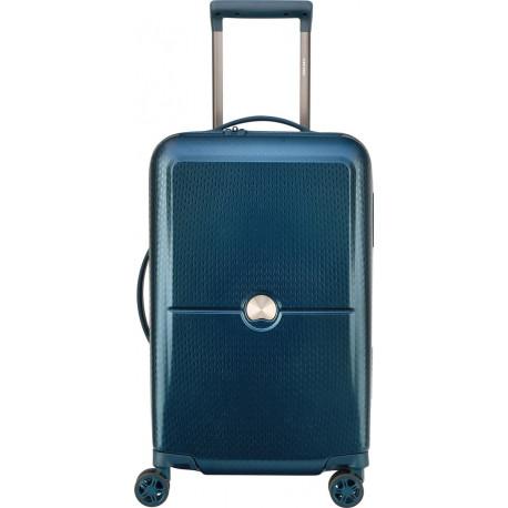 Delsey Turenne Spinner 55cm Blue 0016218002