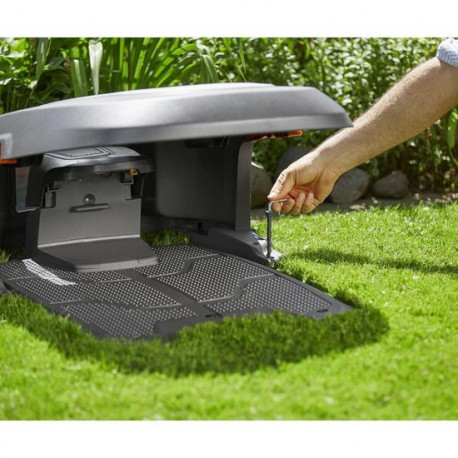 Gardena Robotic lawnmower protective housing R100/130 4011-20