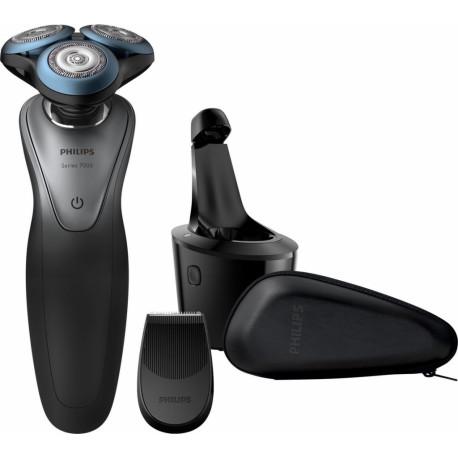 PHILIPS Shaver series 7000 black/gray Precision trimmer S7970/26