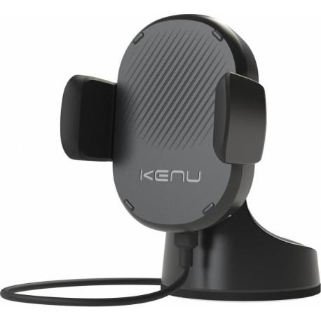KENU Airbase Universal Phone Holder with Wireless Charging ABW-KK-NA
