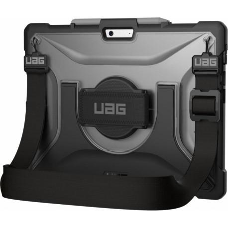 UAG Plasma Ice Surface Pro x Book Case Transparant 321783114343