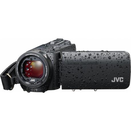 JVC Camcorder Full HD JVC Black + memory card + bag GZ-R495BEU