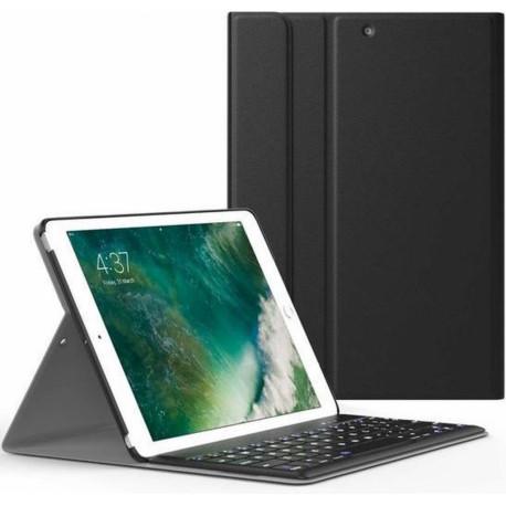 Just in case Premium Apple iPad 9.7 (2017) Book Case Black 2475137