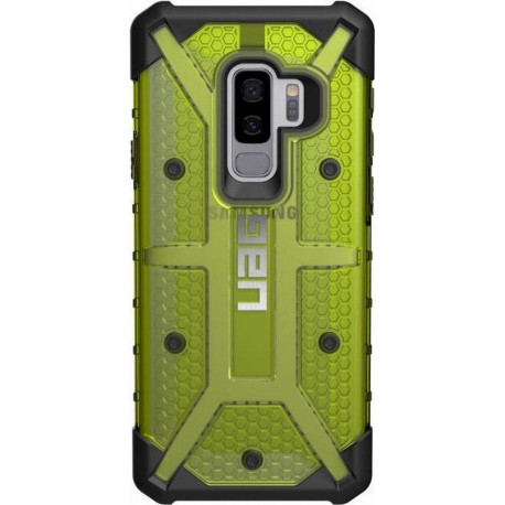 UAG Plasma Citron Galaxy S9 Plus Back Cover Green GLXS9PLS-L-CT