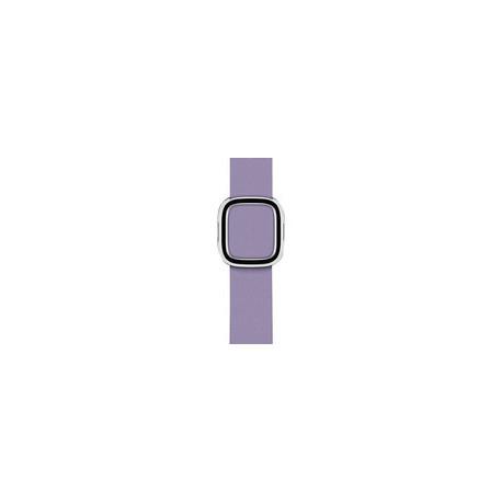 APPLE Watch 40mm Modern Leather Watch Strap Lilac Small MV6U2ZM/A