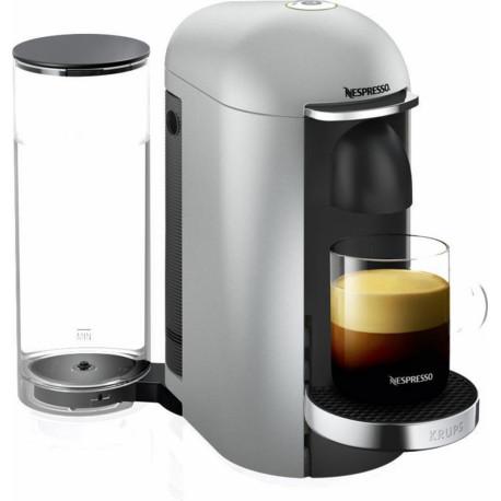 KRUPS Nespresso Vertuo Silver (be) XN900E10