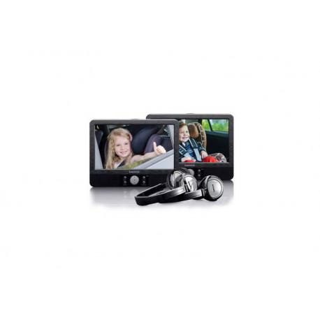 LENCO Tragbarer DVD-Player Lenco DVP-940 + Filme Benelux KX12275828