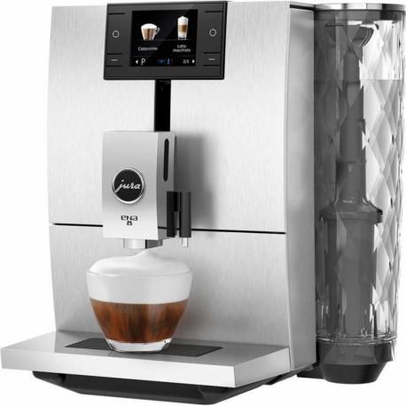 JURA Gemahlener Kaffee Kaffeebohnenmaschine Bohnenbehälter 125G Wasserbehälter 1.1L Jura ENA8