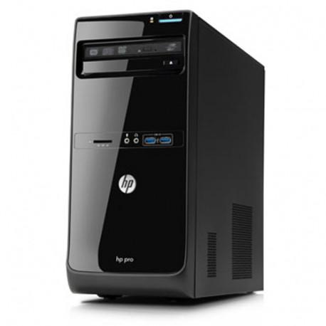 HP Desktop Pro 3500 I5-3470 4GB 470GB HDD W10H C5X65EA#ABF-QPv1