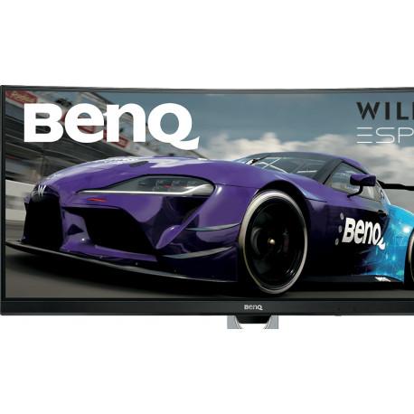 """BENQ Monitor 35"""" Zilver Zwart EX3501R"""