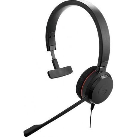 """JABRA Headset Evolve 20SE Mono MS 3.5"""" (Schwarz) 4993-823-309"""