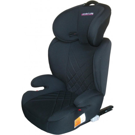 XADVENTURE Car seat X-adventure Junior Isofix Black 22238