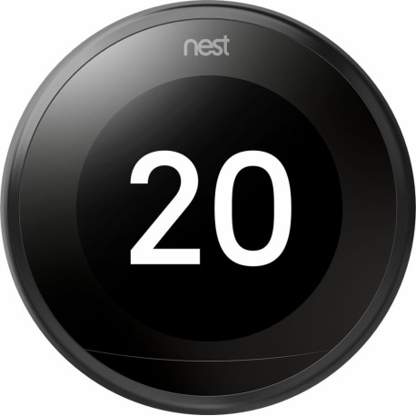 nest Learning Thermostat V3 Premium Black T3029EX