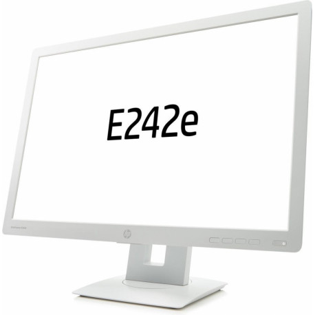 HP Monitor ElliteDisplay E242E Grau N3C01AA