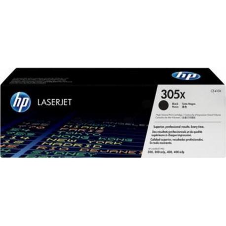 HP Toner CE410X HP Black 305X