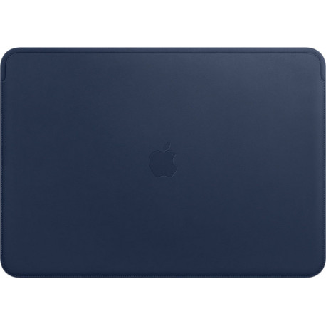 APPLE Leather Sleeve for 15-inch MacBook Pro Midnight Blue Blauw MRQU2ZM/A