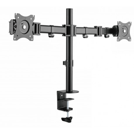 PEERLESS Dual display double joint arm TRDD727