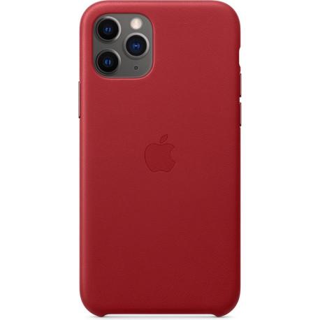 APPLE Leren hoesje voor iPhone 11 Pro Rood MWYF2ZM/A