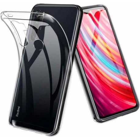 Just in case Xiaomi Redmi Note 8T Soft tpu case (Clear) 861963