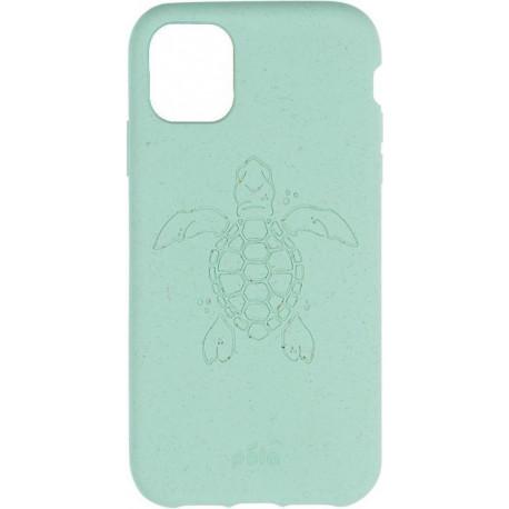 Pela Eco Friendly iPhone 11 Pro Max Back Cover Blue (Turtle 11290