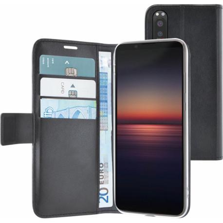 AZURI Wallet Magnet Sony Xperia 1 II Book Case Black AZ-WALCLRSX1II-CLI