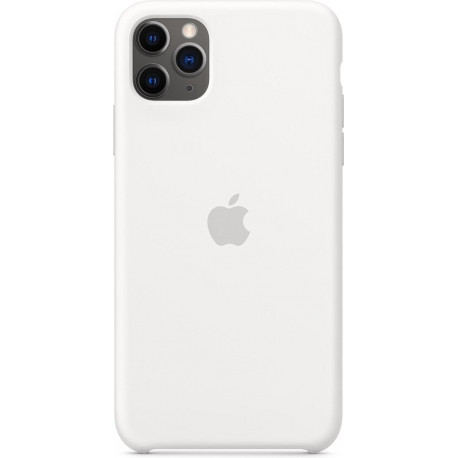 APPLE iPhone 11 Pro Max Silicone Back Cover Wit MWYX2ZM/A