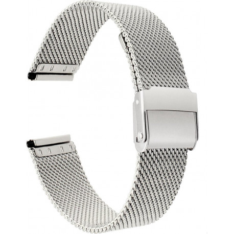 Just in case JustinCase HuaweiWatch GT2 42mm Milanees Band Silber 13200646