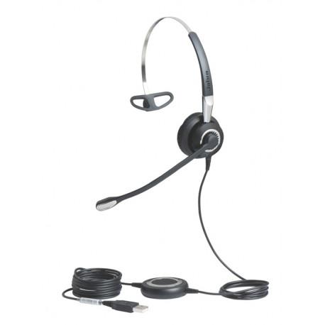 JABRA Biz 2400 II USB mono-hoofdtelefoon 2496-823-209
