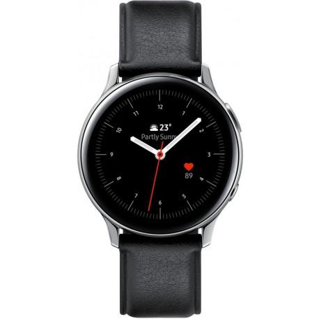 SAMSUNG Galaxy Watch ACTIVE2 Zilver Zwart 40 mm RVS be SM-R830NSSALUX