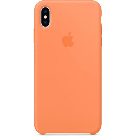 APPLE Siliconenhoesje Papaya voor iPhone XS Max MVF72ZM/A