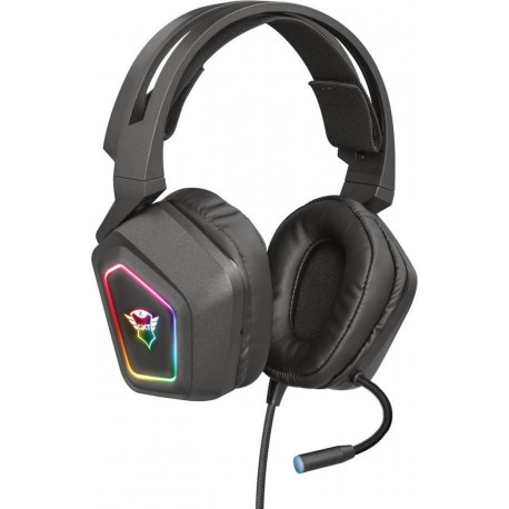 TRUST Gaming-Headset Blizz RGB 7.1 Surround GXT 450