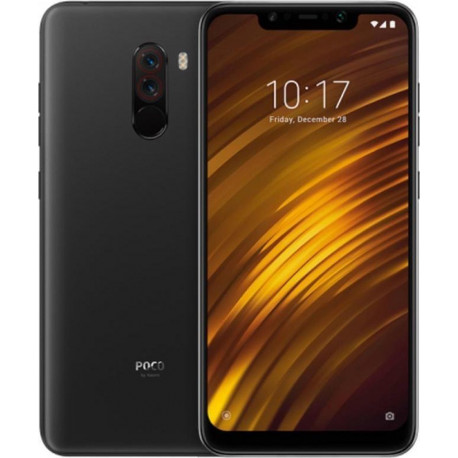 "XIAOMI Smartphone 6.2 "" • 2246x1080 • 64GB (expandable) Pocophone F1 MZB6718EU"