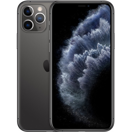 APPLE iPhone 11 Pro 256 GB Speicherplatz Grau MWC72ZD/A