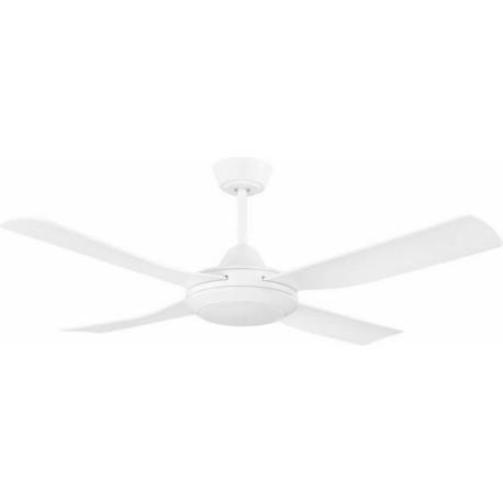 EGLO Ceiling lamp with Fan Bondi 48 LED White 35032