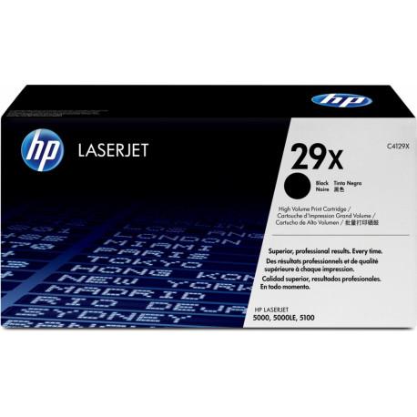 HP 29X Toner Black High capacity C4129X