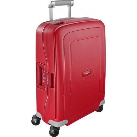 SAMSONITE Koffertje S'Cure Spinner 55 cm Crimson Red 49539-1235