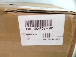 AVOCENT KVM-switch avo 4P secure SC4 AVO-SC4PDV-201