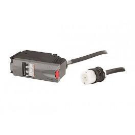 APC PC IT Power Distribution Module 3 Pole 5 Wire 16A IEC309 620cm PDM3516IEC-620