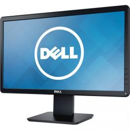 "DELL 20"" HD-helderheid LED-achtergrondverlichting Breedbeeld Flat Panel Display Zwart E2014HF"