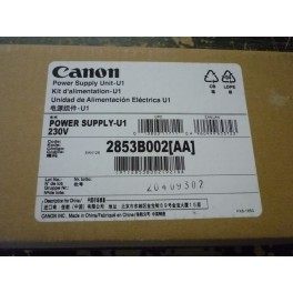 CANON Power Supply Unit U1 2853B002